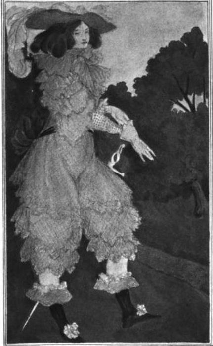 Мадемуазель де Мопен. Репродукция Буссода Валадона с акварели, 1888 год. | Фото: thisisnotatrueending.com.