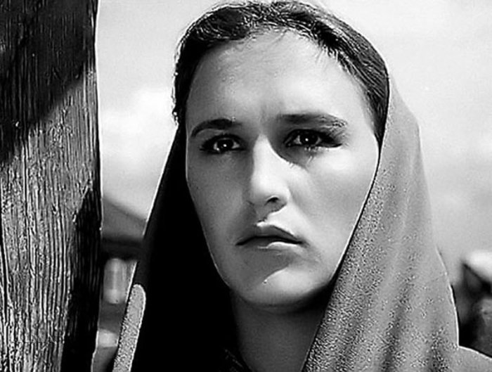 Нонна Мордюкова в роли Стеши Ряшкиной из к/ф «Чужая родня» (1955). | Фото: proarrt.ru.