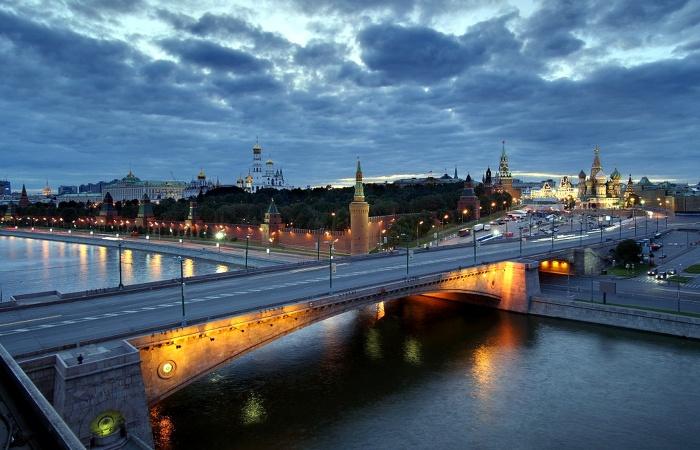 Москворецкий мост в наши дни. | Фото: little-histories.org.