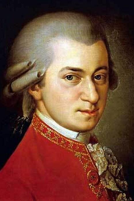 Австрийский композитор Вольфганг Амадей Моцарт (1756-1791). | Фото: playcast.ru.