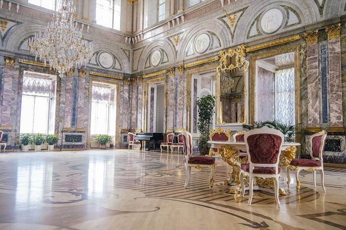 Мраморный дворец в Санкт-Петербурге. | Фото: art1.ru.