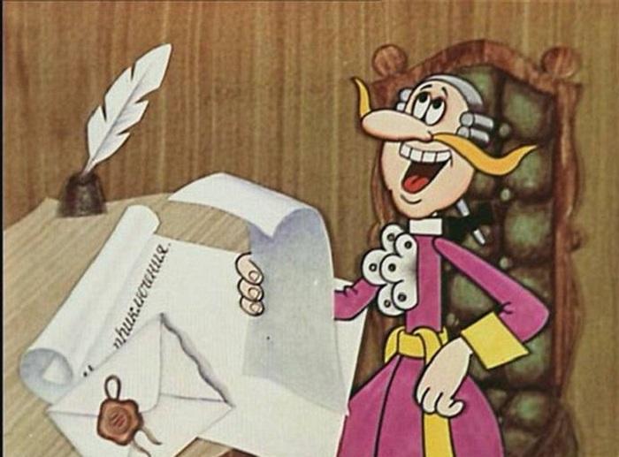 Мультфильм «Приключения Мюнхгаузена». | Фото: megazal.net.