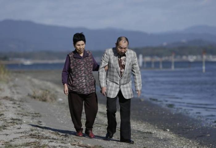 Хидеко и Ивао Хакамада.   Фото: japantimes.co.jp.