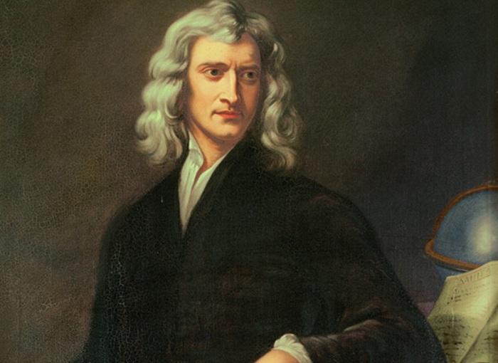 Исаак Ньютон - английский физик, математик, астроном.   Фото: vdvgazeta.ru.