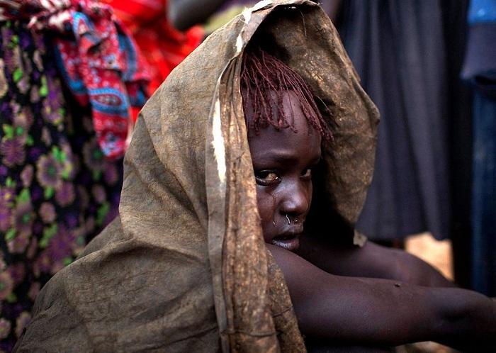 Обряд обрезания девочек.