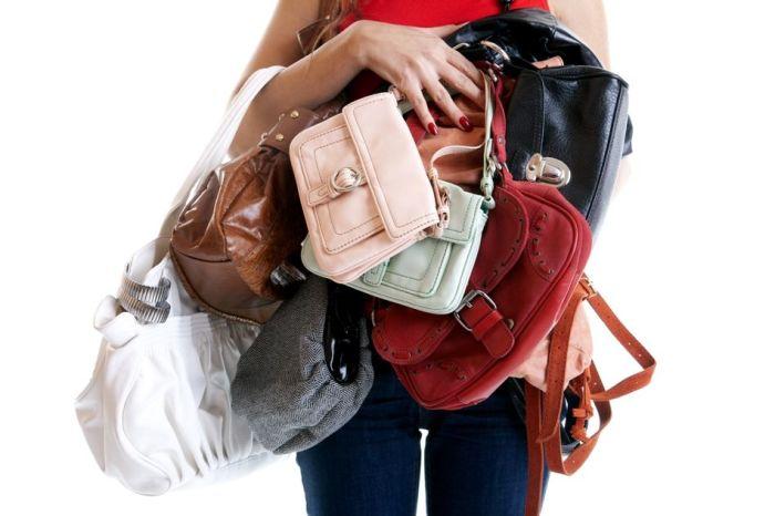 Разнообразие современных сумок. | Фото: womansy.com.