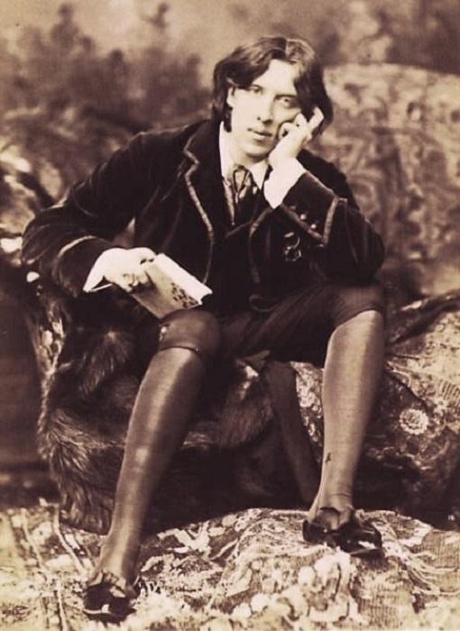 Оскар Уайльд - лондонский денди. | Фото: marciokenobi.files.wordpress.com.