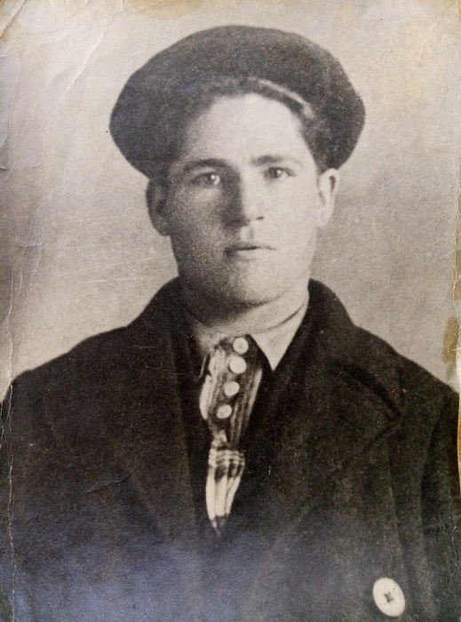 Останин Иван Никитович.