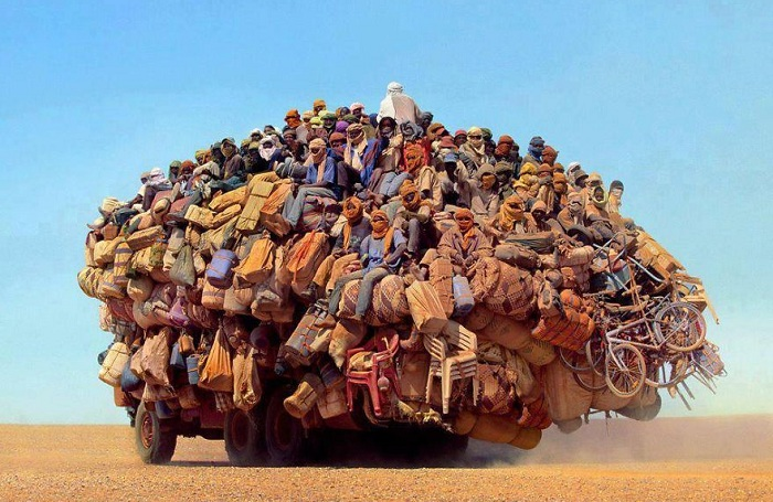 Экстремальные перегрузки транспорта.