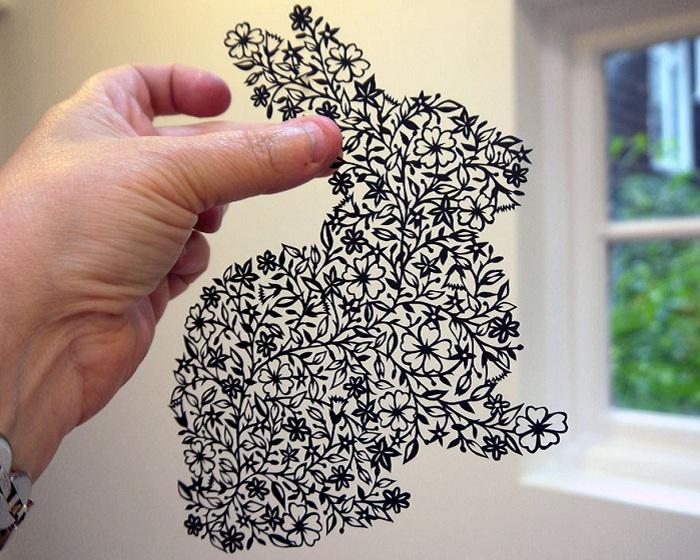 Красивые работы из бумаги