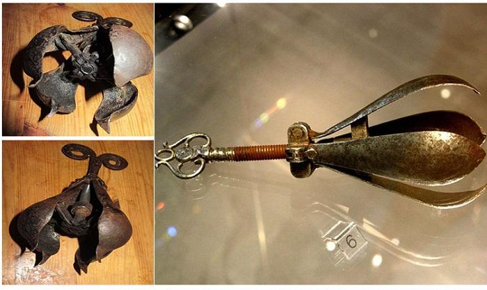 Груша страданий - изощренное орудие пытки. | Фото: m.thevintagenews.com.