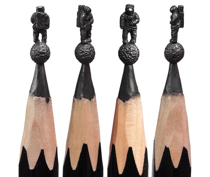 Фигурки на острие карандаша.