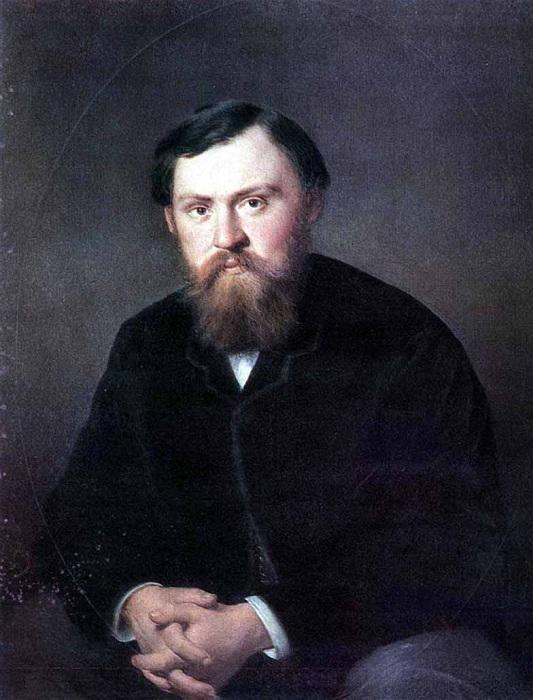 Василий Григорьевич Перов - российский живописец XIX века. | Фото: filipoc.ru.