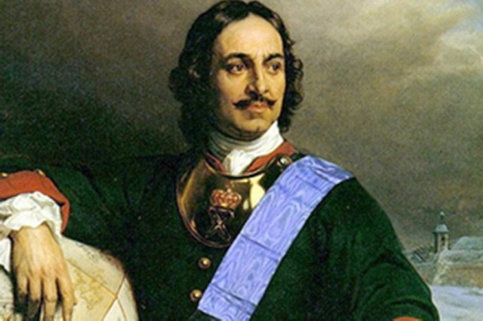Российский император Петр I. | Фото: фотодилер.рф.