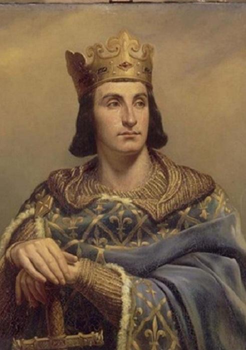 Филипп II Август - король Франции (1165-1223 гг.) | Фото: stranamam.ru.
