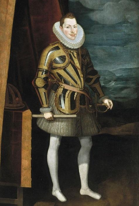 Испанский король Филипп III. | Фото: artchive.ru.