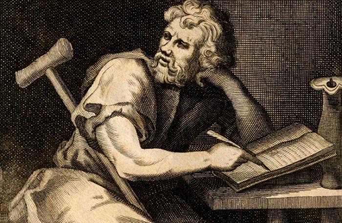 В Древнем Риме не любили философию. | Фото: quotemaster.org.