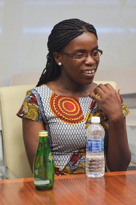Фиона Мутези - чемпионка по шахматам в Уганде. | Фото: ladiesliveandlearn.com.