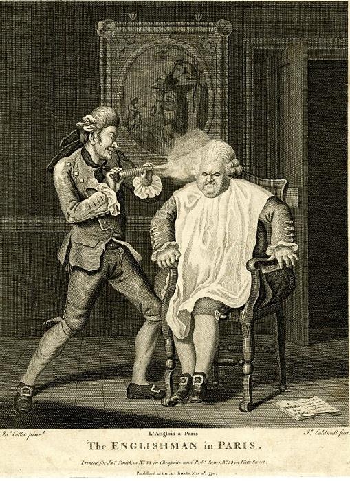 Мужчины пудрили свои волосы и парики не реже, чем женщины. | Фото: filed4-7.my.mail.ru.