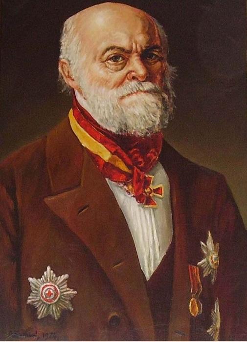 Николай Иванович Пирогов - выдающийся русский хирург. | Фото: lemur59.ru.