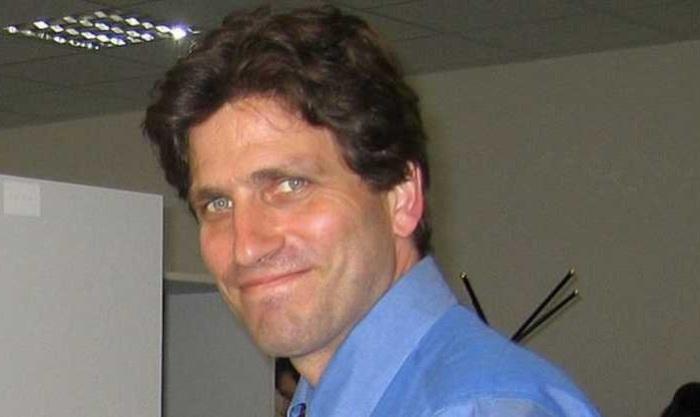 Пол Хлебников - главный редактор русской версии журнала Forbes. | Фото: altervision.org.