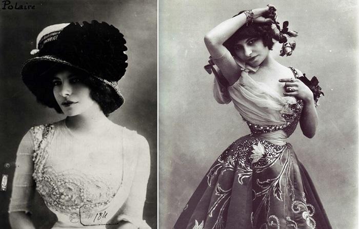 Полин Полер – французская артистка конца XIX-начала XX веков.