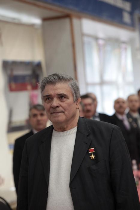 Герой Советского Союза Попрядухин А. И. | Фото: zvezda-r.ru.