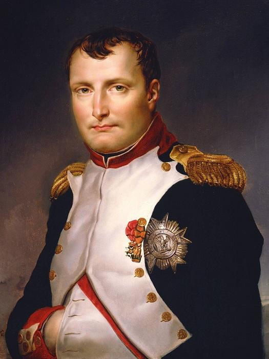 Наполеон Бонапарт. | Фото: mosantique.ru.