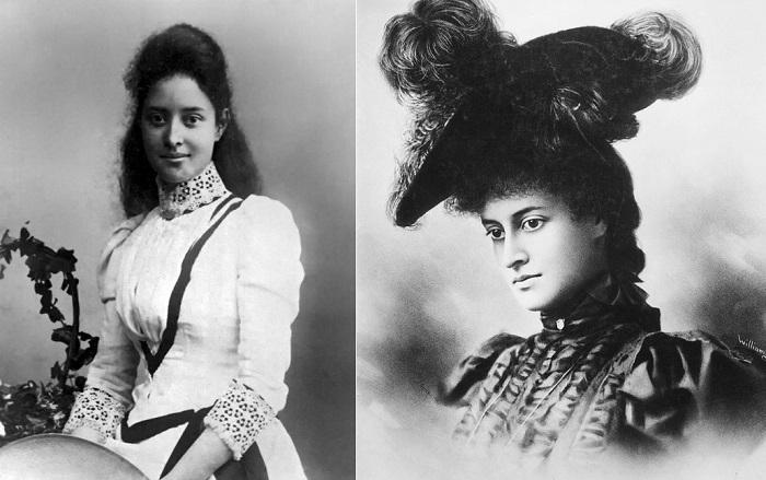 Каюлани - принцесса Гавайев. | Фото: fiveminutehistory.com.