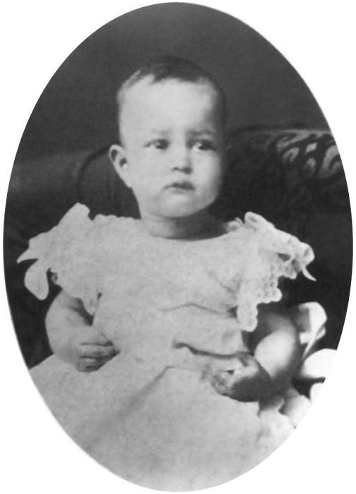 Принцесса Каюлани, 1875 год. | Фото: fiveminutehistory.com.