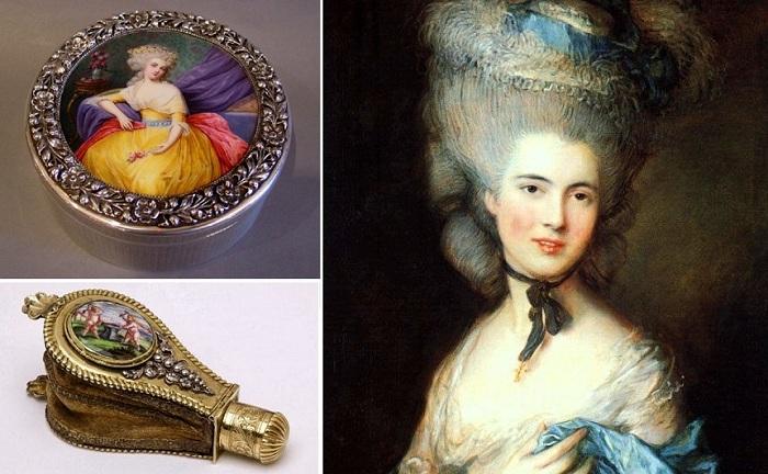 Пудра - дамский порошок для создания красоты.