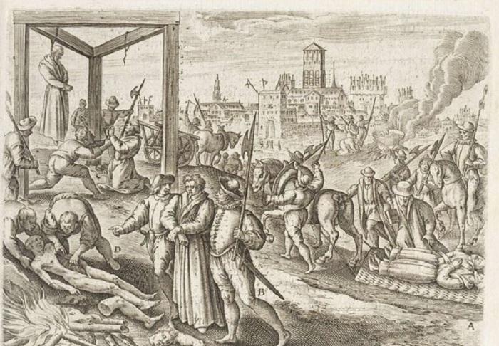 Испанская инквизиция считалась самой жестокой в Средневековье. | Фото: banana.by.