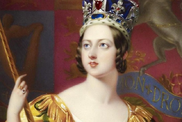 Королева Великобритании Виктория. | Фото: mentalfloss.com.