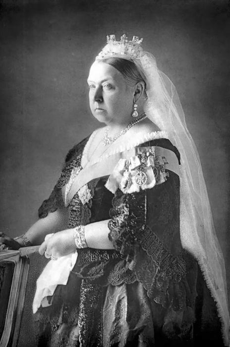 Королева Виктория – живой символ своей эпохи. | Фото: pinterest.pt.