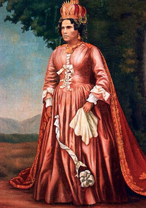 Ранавалуна I - королева, которая была неблагородного происхождения. | Фото: farm3.staticflickr.com.