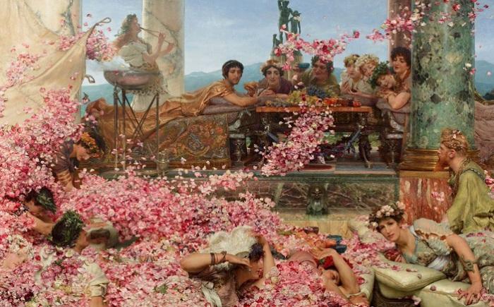 Римлянки пили скипидар от неприятного телесного запаха. | Фото: pbs.twimg.com.