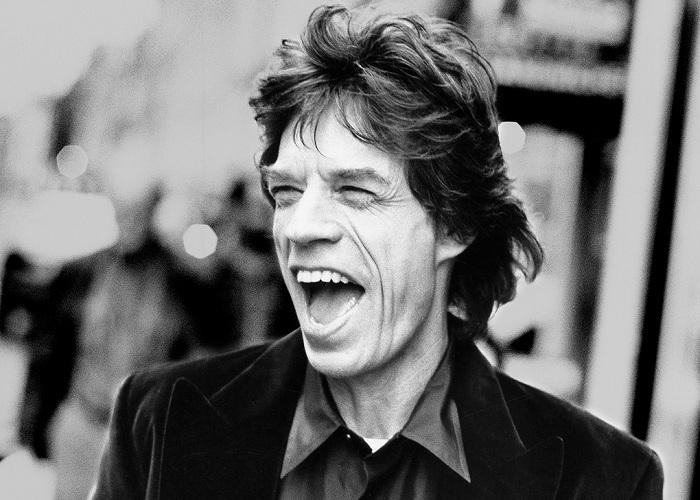 Mick Jagger - вокалист рок-группы The Rolling Stones.