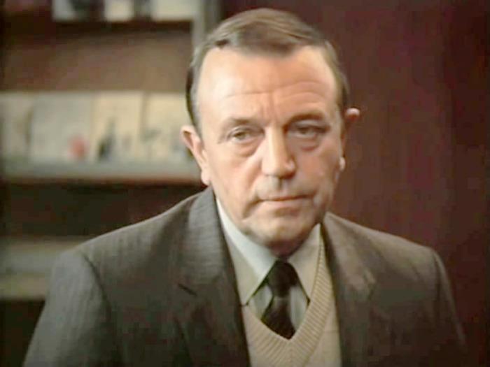 Анатолий Владимирович Ромашин - российский и советский актер. | Фото: kino-teatr.net.