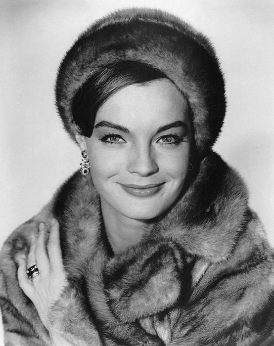 Роми Шнайдер - популярная немецко-французская актриса 1950-70-х годов. | Фото: s1.cdnnz.net.
