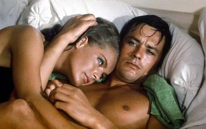 Кадр из к/ф «Бассейн» (1969). | Фото: simkl.in.