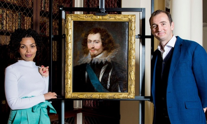 Найдена утерянная картина Рубенса. | Фото: znaj.ua.