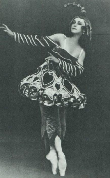 Балерина Тамара Карсавина.| Фото: diletant.media.