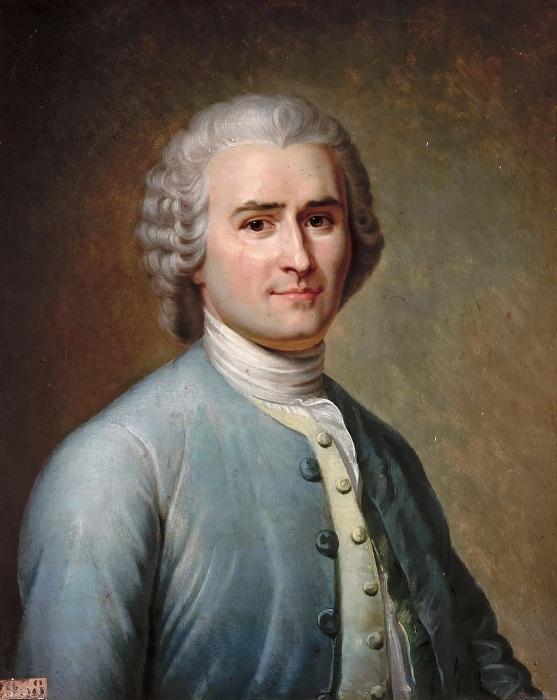 Жан-Жак Руссо - французский философ, писатель. | Фото: glavpost.com.