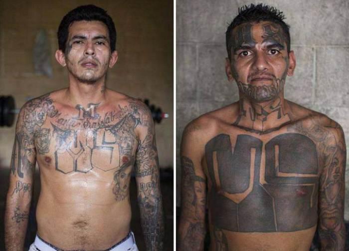 Татуировка как способ самоидентификации.