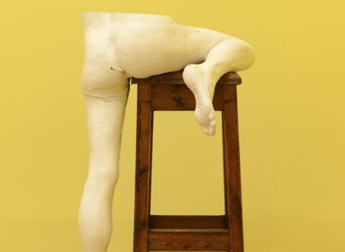 «I scream Daddio» - провокационные работы британского скульптора.