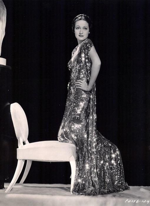 Американская актриса Dorothy Lamour, 1936 год.