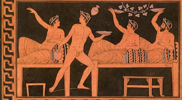 Гомосексуализм в Древней Греции (530-е гг. до н. э.) | Фото: moya-planeta.ru.
