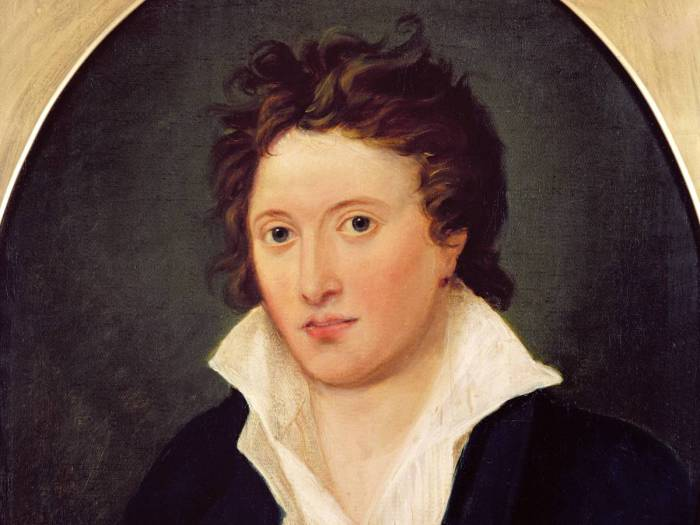Перси Шелли - британский поэт. | Фото: allday.com.