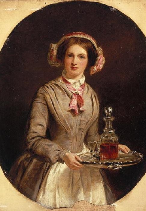 В XIX веке беременным прописывали алкоголь.| Фото: nevsepic.com.ua.