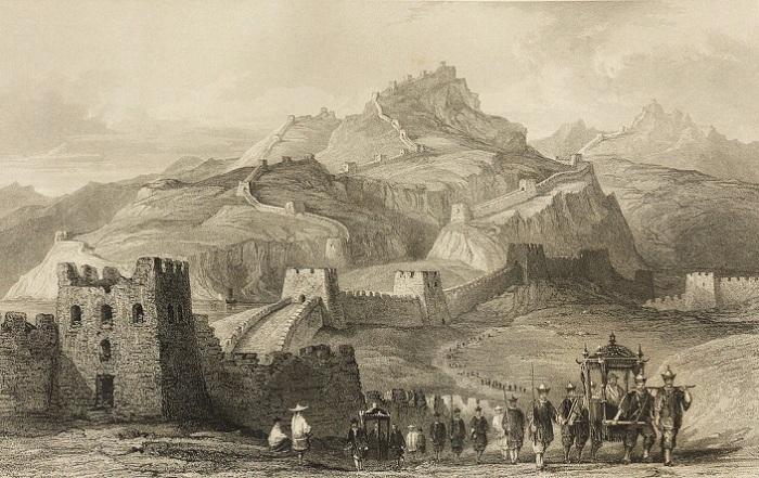 Великий шелковый путь. | Фото: fiveminutehistory.com.